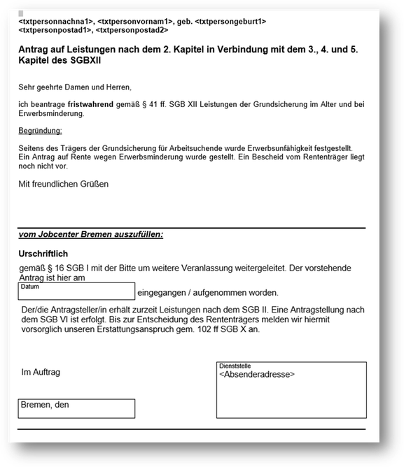 Anhang Musterschreiben Und Merkblatter Pdf 8